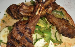 Fried Mutton Chops at DesiRecipes.com
