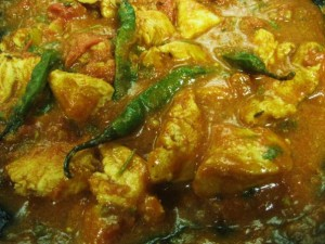 Chicken Karhai at DesiRecipes.com