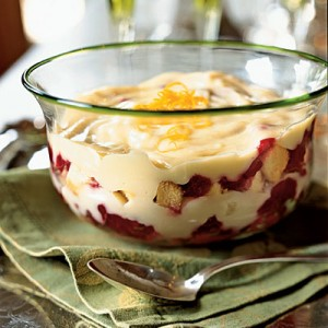 Triffle at DesiRecipes.com