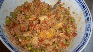 Spanish Rice Blend at DesiRecipes.com