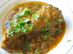 Chicken Masala Wali at DesiRecipes.com