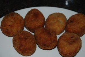 Chicken Cutlets at DesiRecipes.com