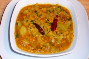 Lauki Daal at DesiRecipes.com