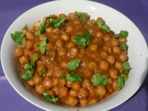 Channa Masala at DesiRecipes.com