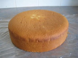 Easy Cake at DesiRecipes.com