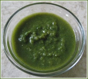 Mirch Chutney at DesiRecipes.com