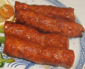 Shah Jahani Kebabs at DesiRecipes.com