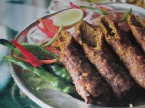 Seekh Kebabs at DesiRecipes.com