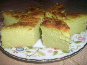 Suji Ka Cake at DesiRecipes.com