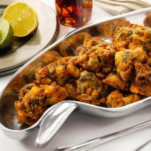 Bread Pakoras at DesiRecipes.com