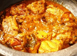 Fish Curry at DesiRecipes.com