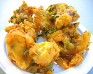 Pakora at DesiRecipes.com