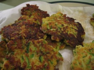 Vegetable Fritters at DesiRecipes.com
