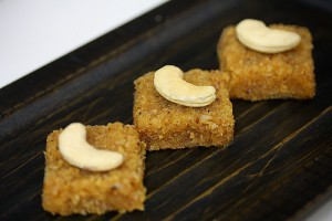 Coconut Barfi at DesiRecipes.com
