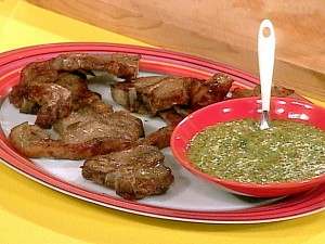 Lamb Chops at DesiRecipes.com