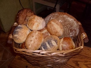 German Bread at DesiRecipes.com