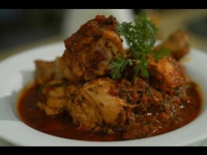 Special Paki Chicken Kadai at DesiRecipes.com