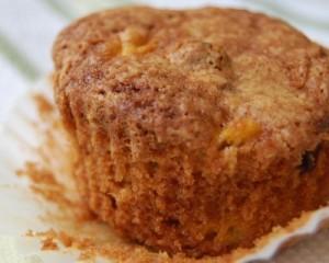 Mango Muffin at DesiRecipes.com