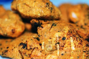 Easy Diet Chicken Tikka