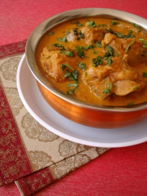 Chicken With Curd