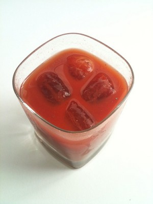 Apple And Tomato Juice at DesiRecipes.com