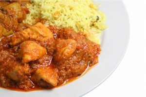 Kababi Masala Chicken at DesiRecipes.com