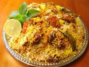 Bombay Biryani at DesiRecipes.com