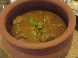 Handi Gosht at DesiRecipes.com