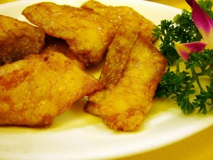 Fried Pomfret at DesiRecipes.com