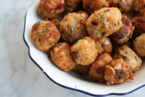 Chicken Balls at DesiRecipes.com