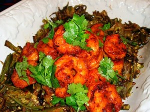 Tandoori Jhinga (Prawns) at DesiRecipes.com