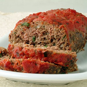 Meatloaf at DesiRecipes.com