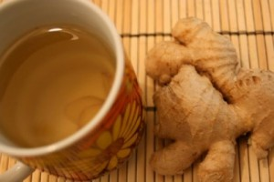 Ginger Tea at DesiRecipes.com