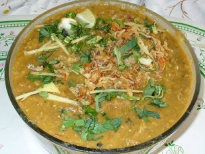 Haleem With Mutton