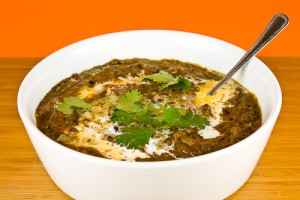 Kaali Daal at DesiRecipes.com