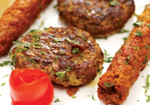 Shikampuri Kababs at DesiRecipes.com