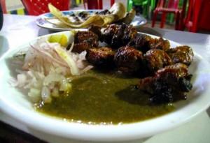 Manpasand Kababs at DesiRecipes.com