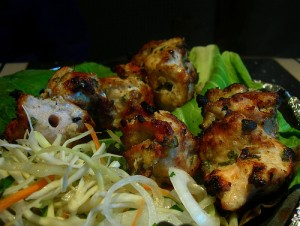 Murg Malai Kababs at DesiRecipes.com