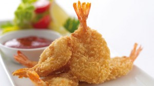 Breaded Prawns at DesiRecipes.com
