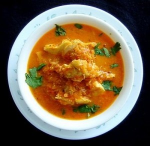 Dahi Murg at DesiRecipes.com