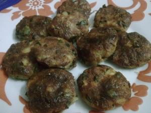 Tasty Chicken Cutlets at DesiRecipes.com