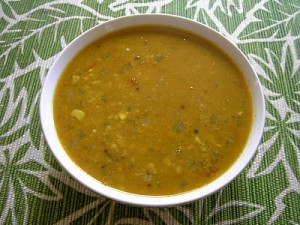 Chatpati Chana Dal at DesiRecipes.com