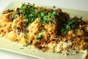 Lamb Biryani at DesiRecipes.com