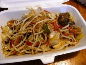 Veg Noodles at DesiRecipes.com