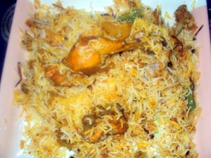 Kachi Biryani at DesiRecipes.com