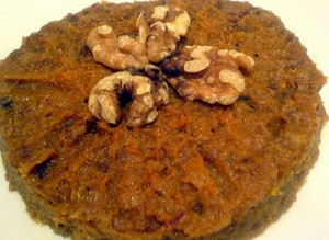 Akhrot Ka Halwa at DesiRecipes.com
