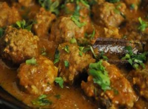 Chicken Kandhari Kofta at DesiRecipes.com