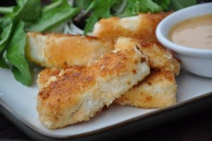 Coconut Fish Fry at DesiRecipes.com