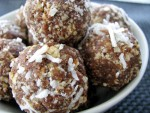 Honey Date Balls at DesiRecipes.com