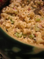 Macaroni With Cheese at DesiRecipes.com